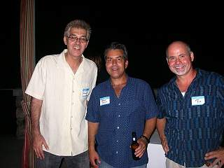 [Chris Mekalian, Mark Sacco, and Mike Rice picture]