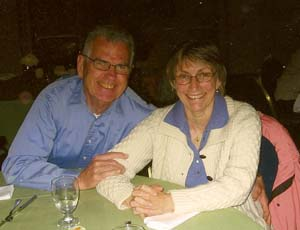 Photograph from the Class of 1959 50th class reunion